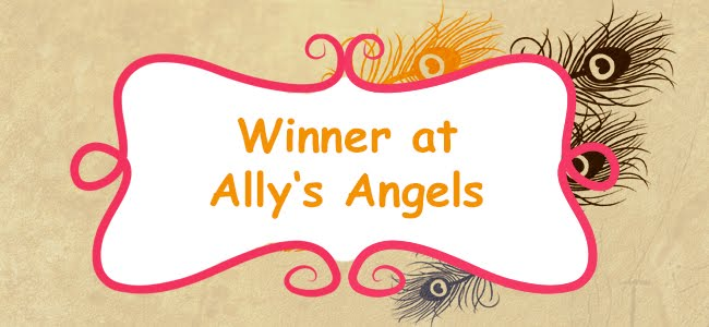 Winner  Ally's angels #23