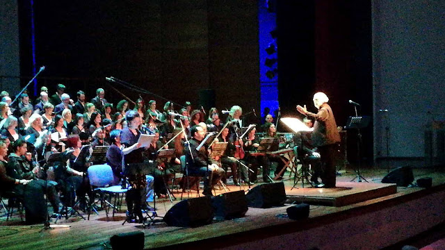 Συγκλόνισε το έργο του κορυφαίου συνθέτη Γιάννη Μαρκόπουλου «Οι Ελεύθεροι Πολιορκημένοι» (βίντεο)