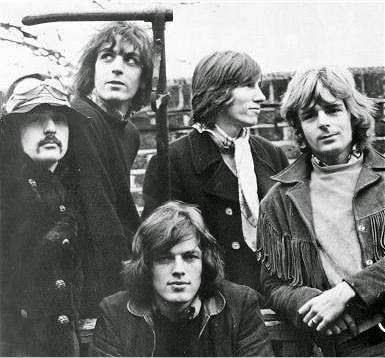 Pink Floyd - The Five Members