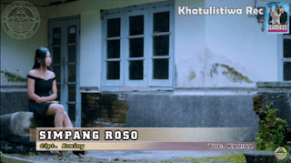 Lirik Lagu Simpang Roso - Karina