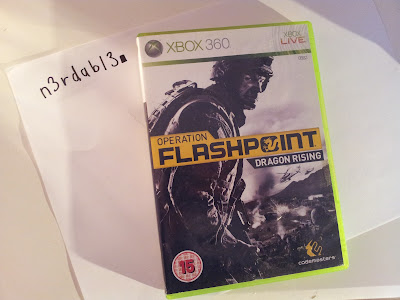 New Feature | Games for Under £5 (May) - Operation Flashpoint: Dragon Rising
