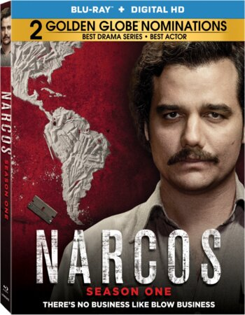 Narcos S01 Complete Dual Audio Hindi 720p 480p BluRay x264 ESubs Download