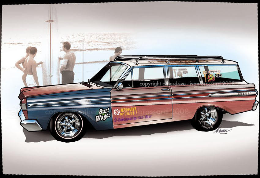 Otherdrive Surf Wagon