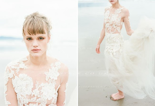 http://www.aislestyle.co.uk/34-long-sleeved-floral-lace-trimmed-tulle-coast-wedding-dress--p-7111.html
