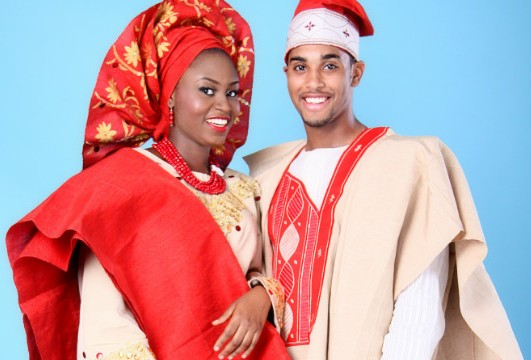 Nigerian Wedding Fashion