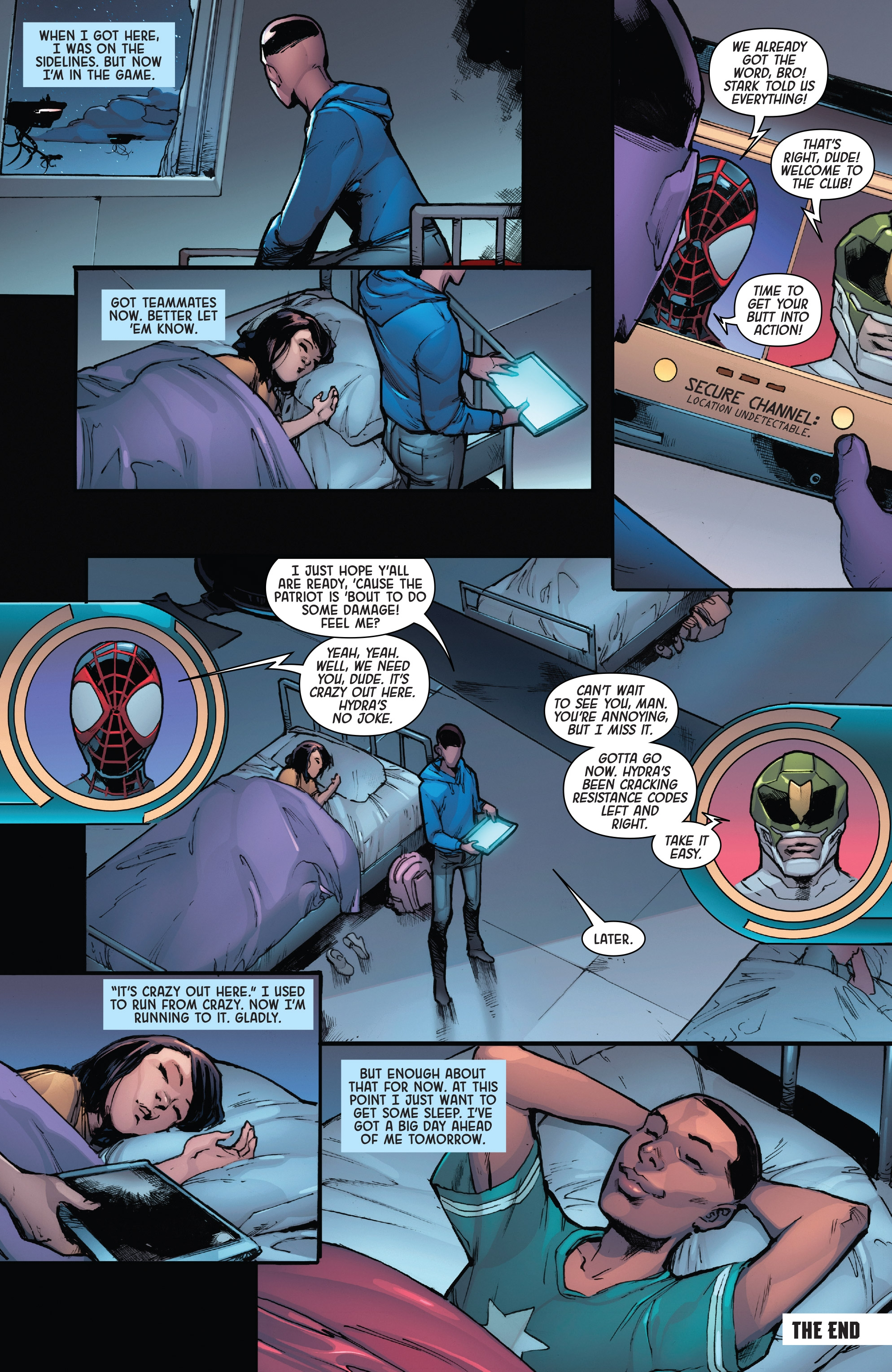 Read online Secret Empire: Brave New World comic -  Issue #2 - 11