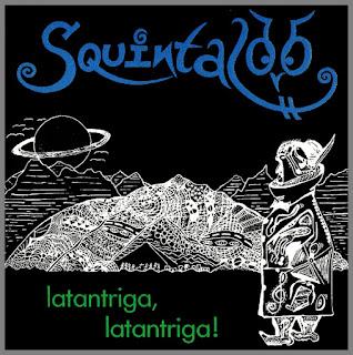 Squintaloo - 1998 - latantriga, latantriga!