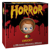 Funko 5 Star Horror Figures Child's Play Chucky