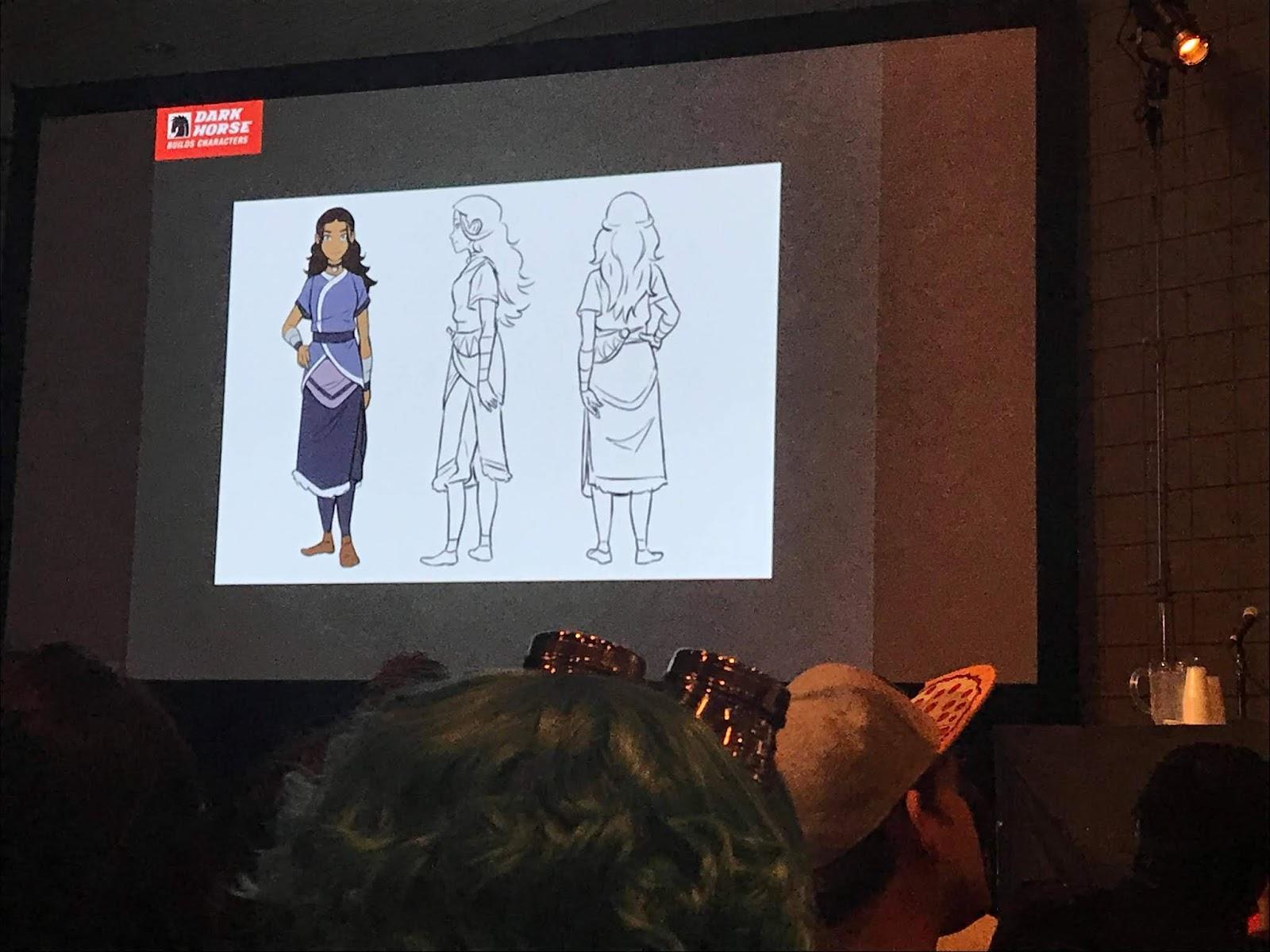 NickALive!: Artist Peter Wartman Talks New 'Avatar: Imbalance' Comic