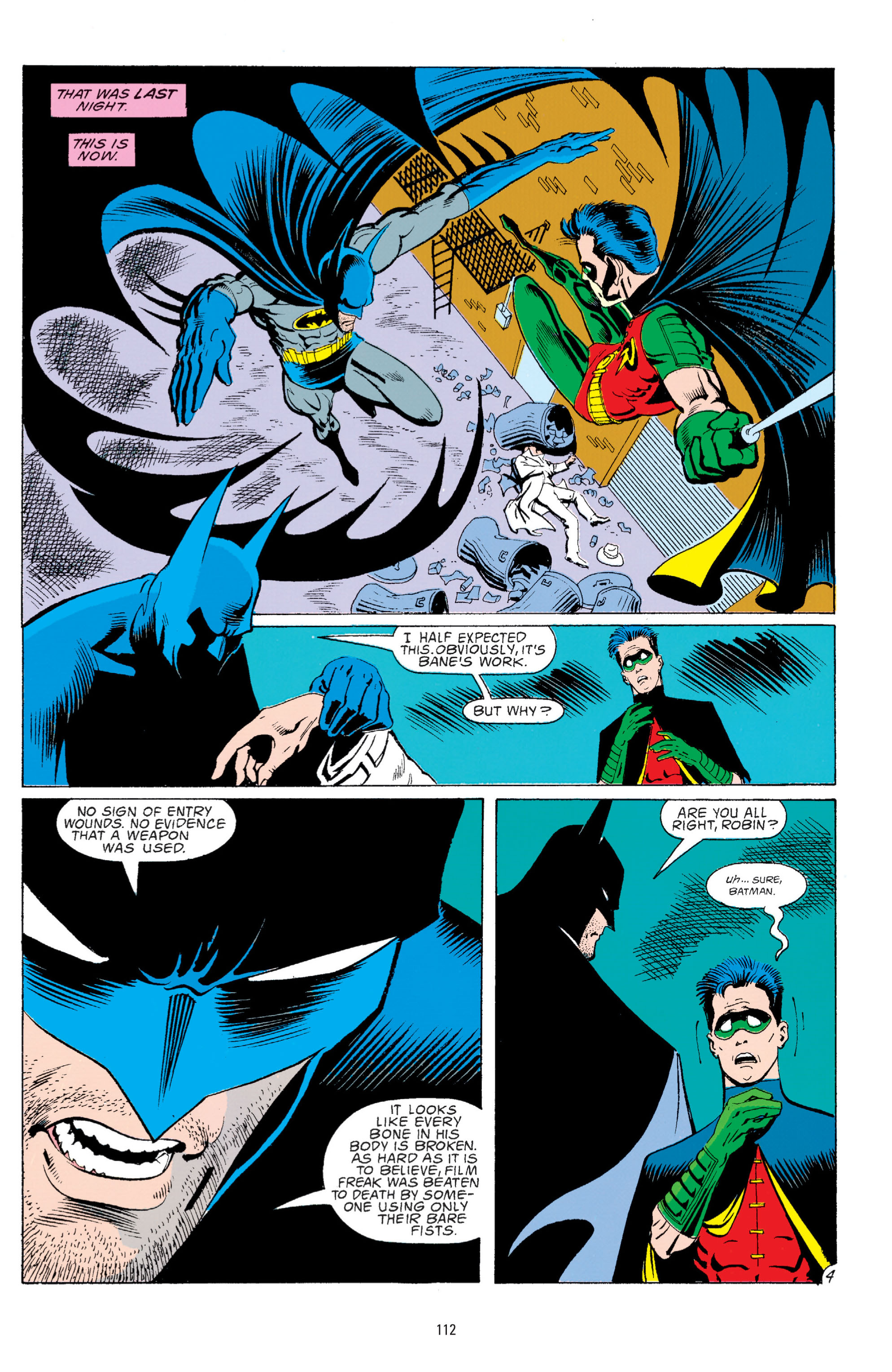 Detective Comics (1937) 659 Page 4