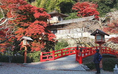 Minoo Park Osaka (tempat wisata favorit Osaka)
