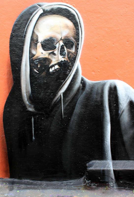 SmugOne - рисунки на стенах 15