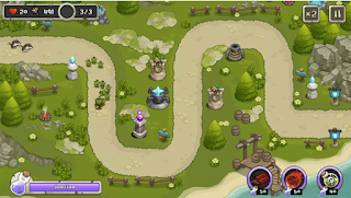 Tower Defense King Apk Mod v1.2.7 Unlimited Money Free for android