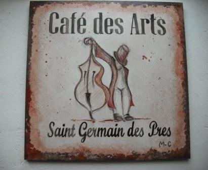 Tableau d coratif style affiche vintage pour cuisine ou for Affiche pour cuisine