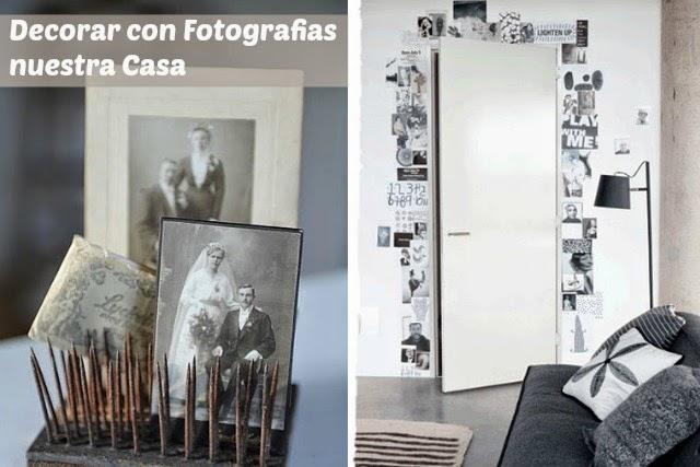 Decorar con Fotografias nuestra Casa