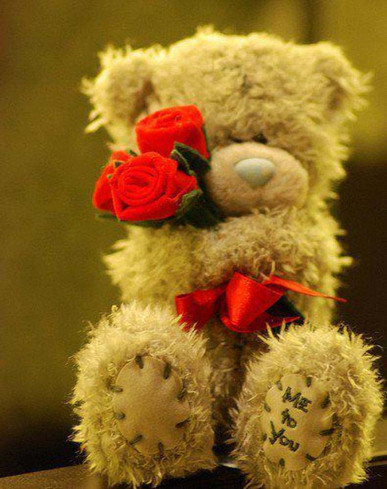 Lovely And Beautiful Teddy Bear Wallpapers Tealoasis