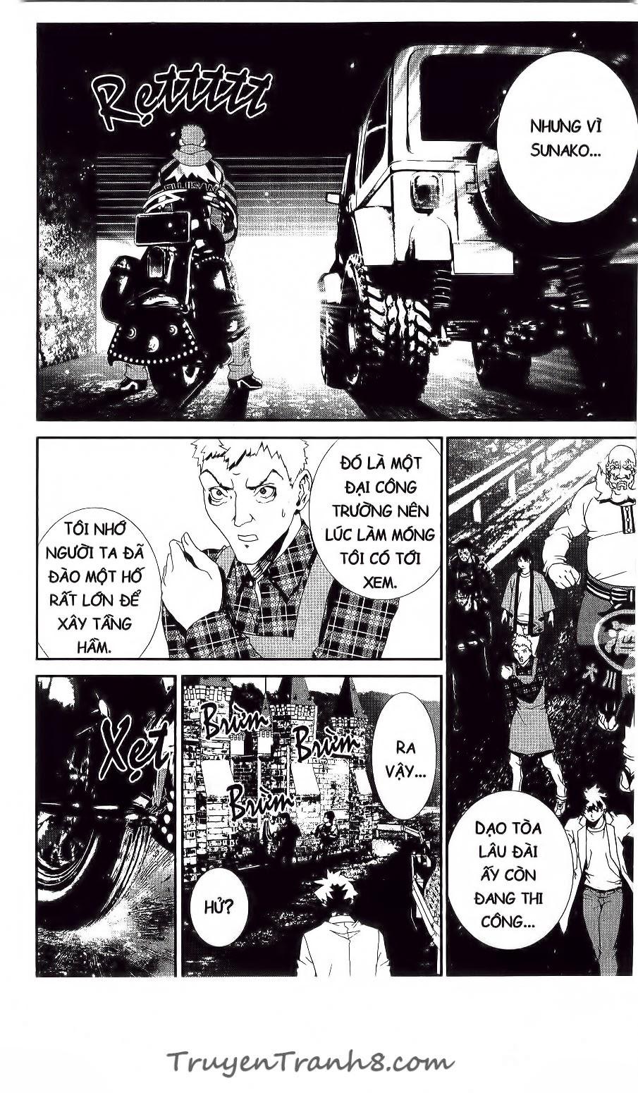 Shiki chapter 39 trang 26