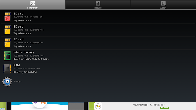 Análise MXQ Plus M12N (Amlogic S912, 2GB RAM, 16GB ROM) image