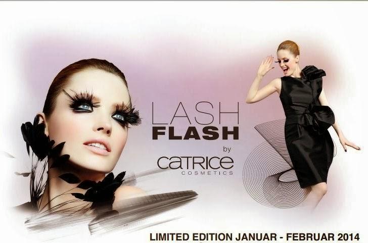 Catrice LASH FLASH - edycja limitowana