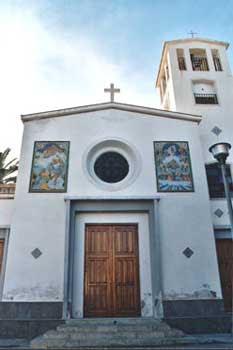 La Chiesa 'Maria SS. Annunziata' a Marina di Caronia (ME)