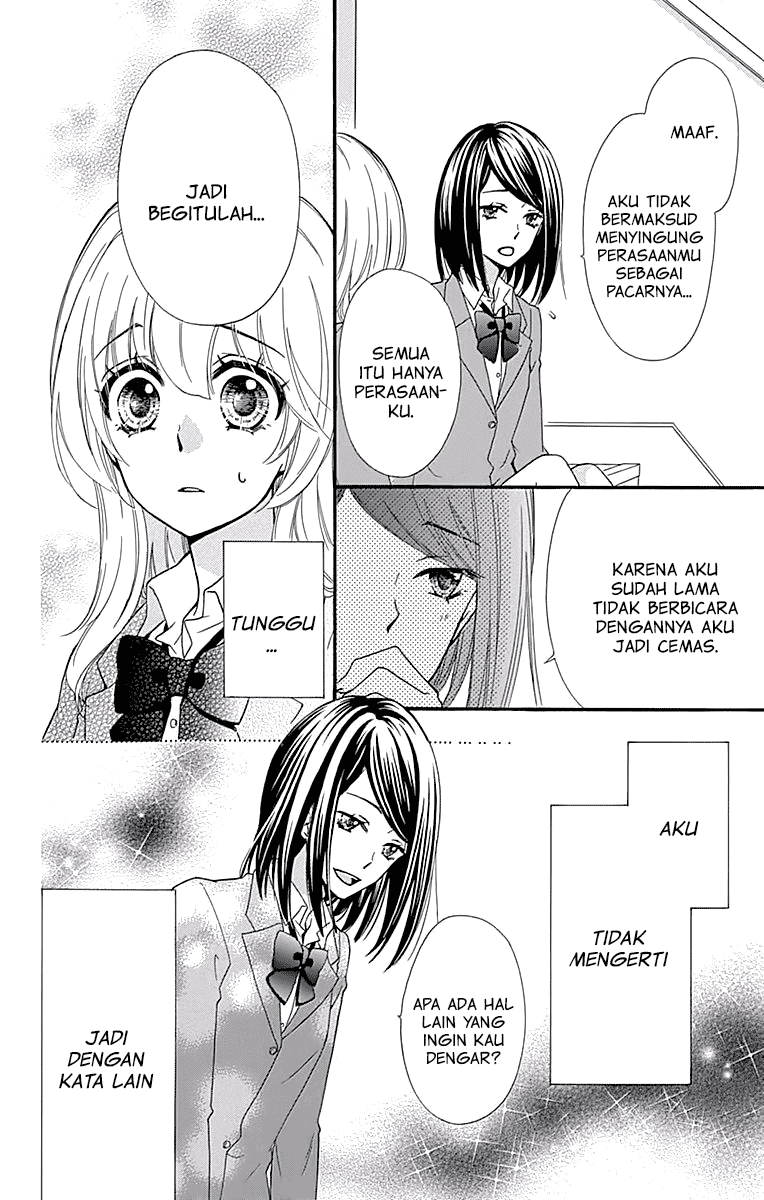 Baca Komik Hiyokoi Chapter 51 Komik Station
