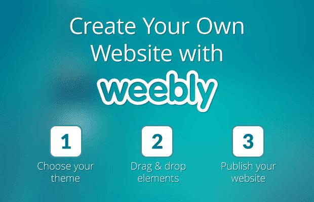 weebly, free blog