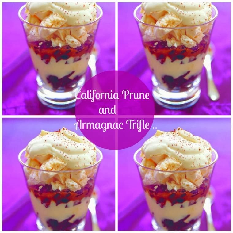 California Prune And Armagnac Trifle ...