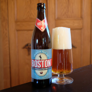 Boston Pale Ale fra Thisted Bryghus