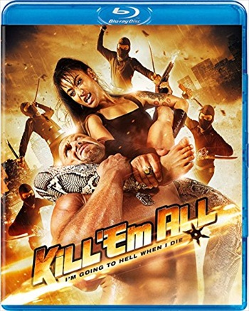 Kill 'em All 2013 Dual Audio Hindi 720p BluRay 800mb