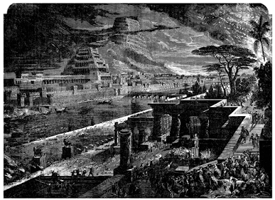 A queda de Babilônia