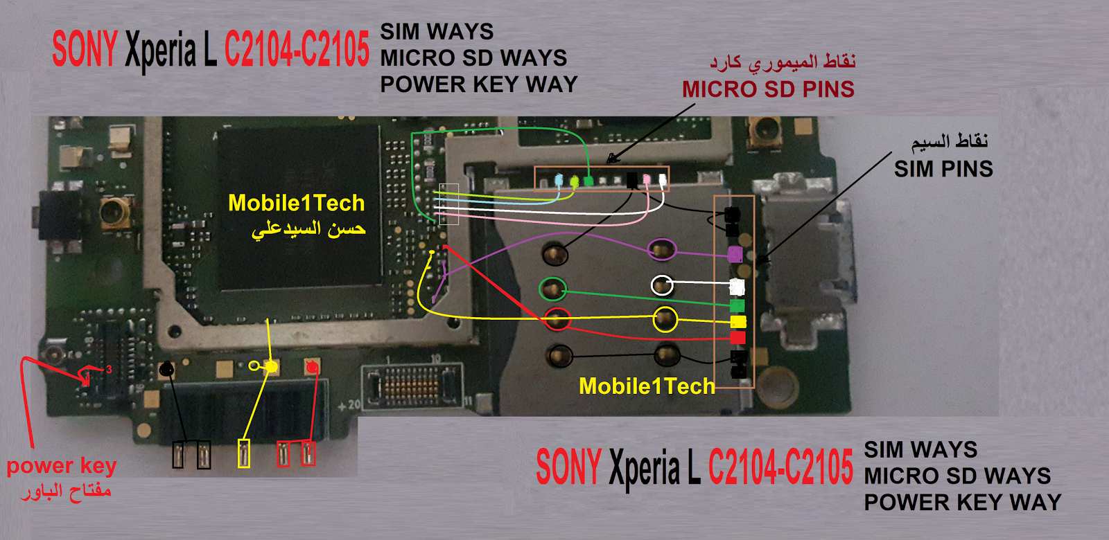 small resolution of sony xperia l circuit diagram wiring diagram paper sony xperia l c2104 c2105 full schematic mobile1tech