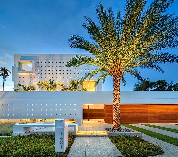 World Of Architecture Modern Florida Mansion By Office