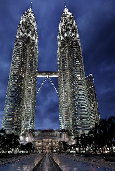 Skybridge of Petronas Towers