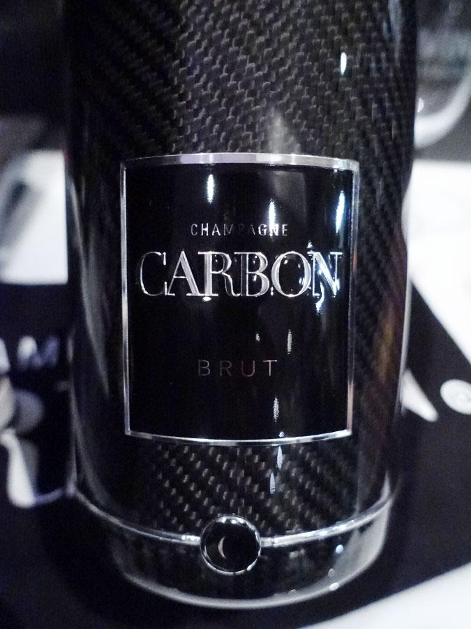 Champagne Cuvée Carbon Brut (92 pts)