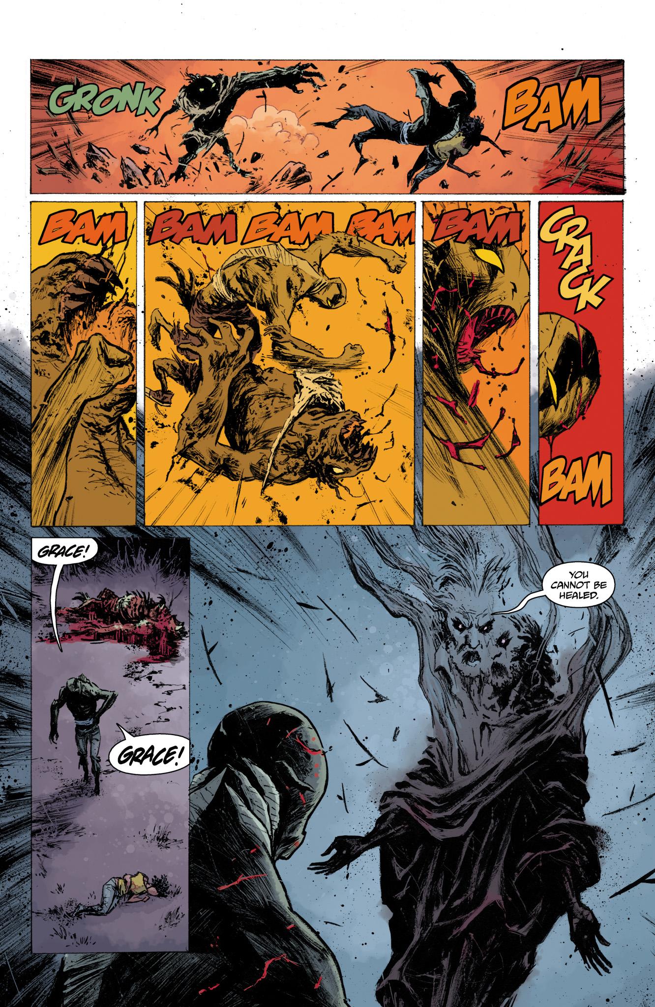 Read online Abe Sapien comic -  Issue #13 - 23