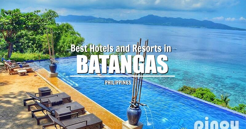 Top Picks Best Hotels And Resorts In Batangas Updated December 2016 Pinoy Adventurista