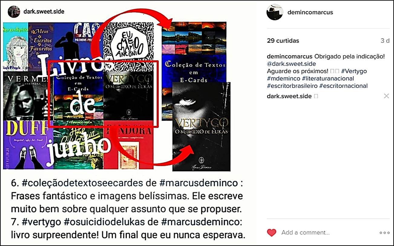 8b1ec1dac Marcus Deminco – Escritor (Blog Oficial ©)  Opinião de Leitores ...