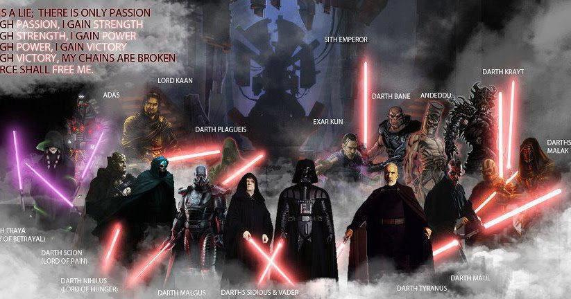 Quotes About The Unknown Wallpaper Sith Lords Gathering Introspective World