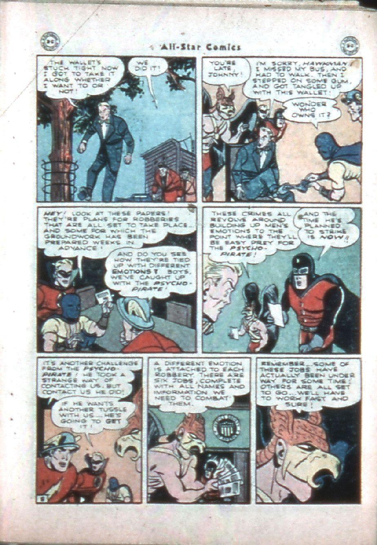 Read online All-Star Comics comic -  Issue #32 - 7