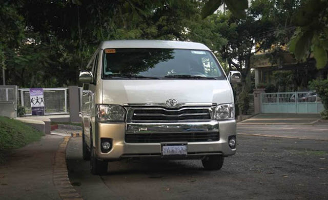 2016 Toyota Hiace Review