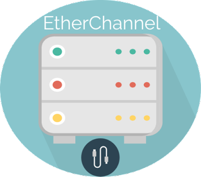 EtherChannel,EtherNet