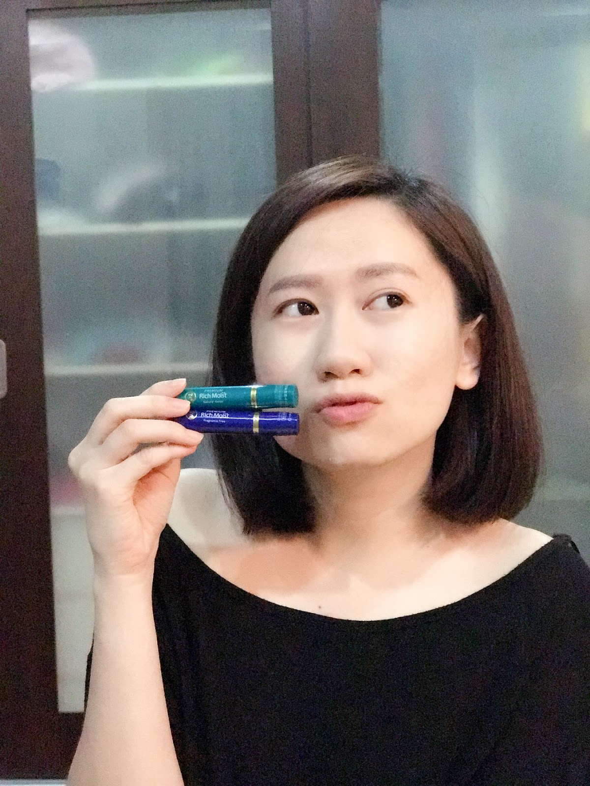 Mentholatum Premium Rich Moist - An Ultra Nourishing Lipbalm for Those Deserving Lips