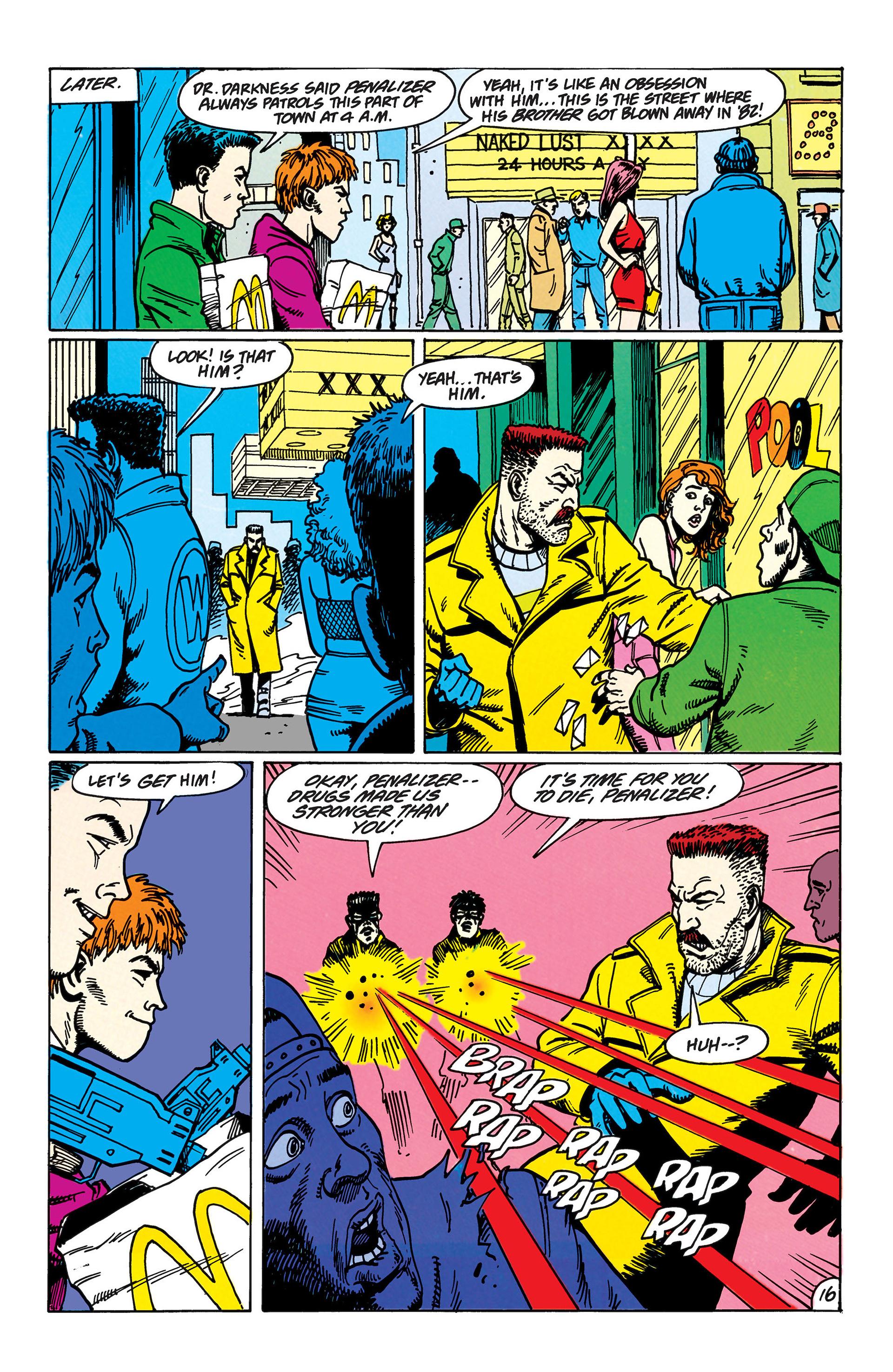 Read online Animal Man (1988) comic -  Issue #45 - 17