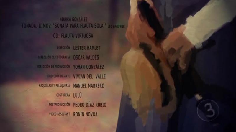 Niurka González - ¨Tonada, II Movimiento, Sonata para flauta sola¨. Dirección: Lester Hamlet. Portal Del Vídeo Clip Cubano - 02