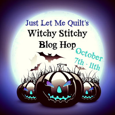 Witchy Stitch Blog Hop