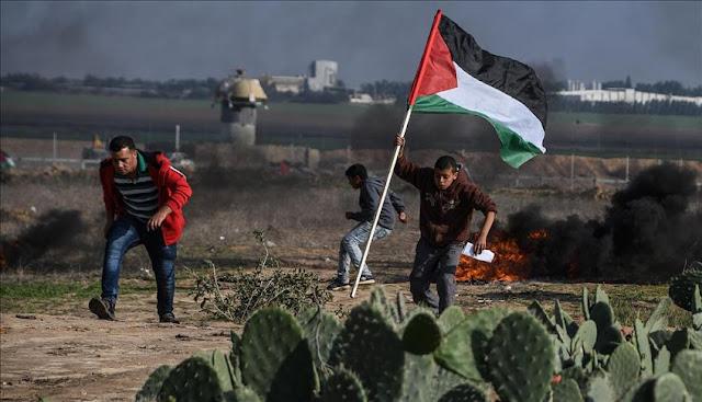 Zionis Israel Gempur Gaza, Lebih dari 30 Sasaran