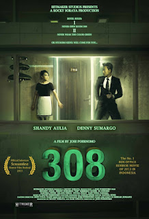 Download film 308 (Samudra Hotel) (2013) HDRip Gratis