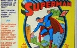 37,5 Miliar Rupiah Untuk Harga Komik Superman