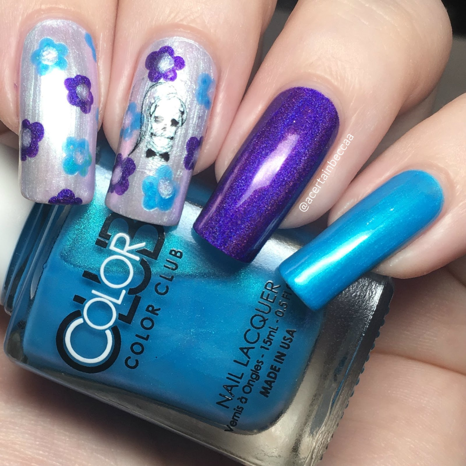 A Certain Becca Nails: 26 Great Nail Art Ideas \'Dotting Tools, But ...