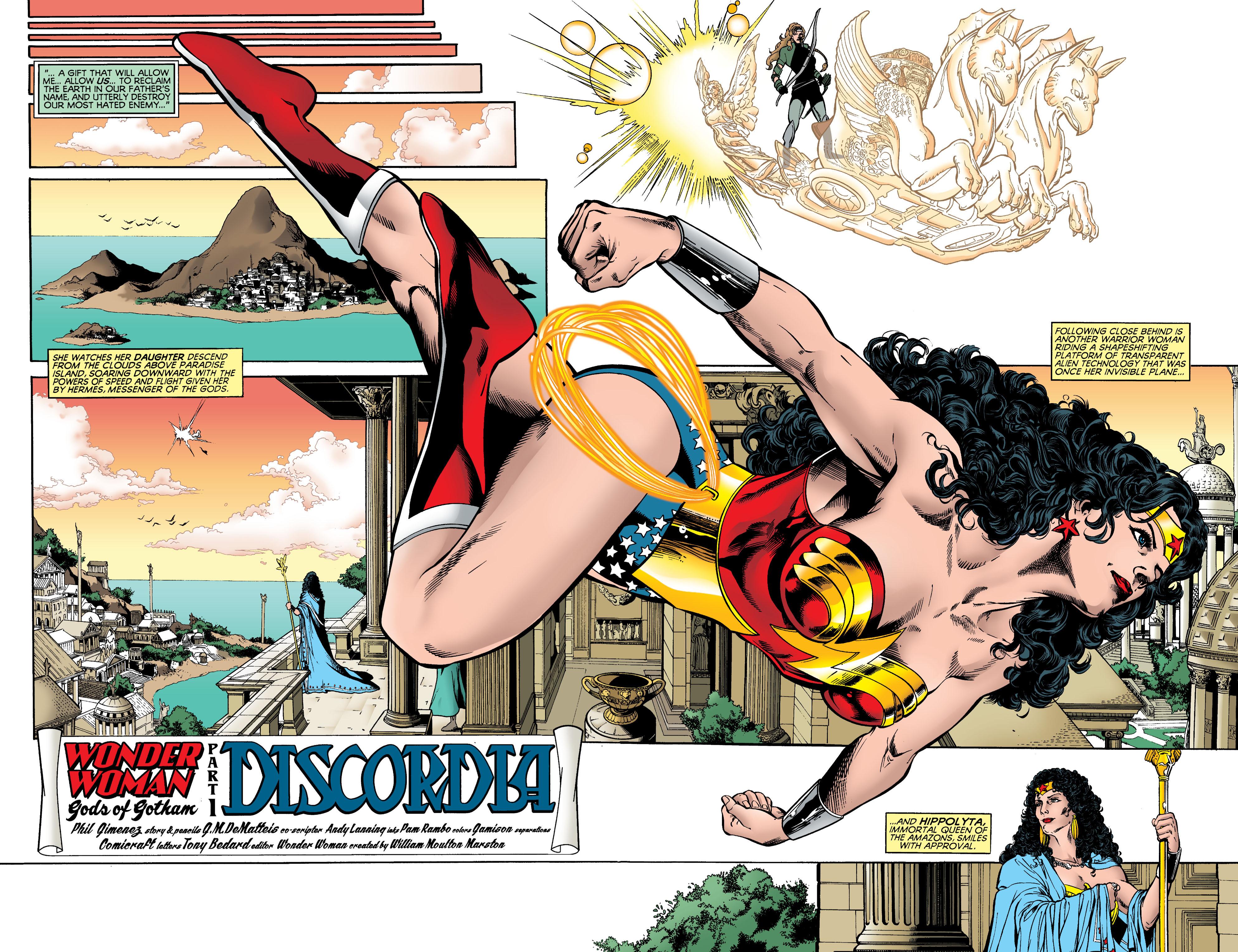Read online Wonder Woman (1987) comic -  Issue #164 - 5
